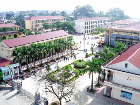 Phu tho medical college